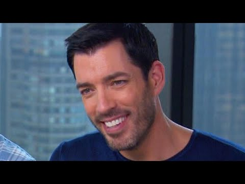 EXCLUSIVE: 'Property Brothers' Star Drew Scott Reveals He's Lost 25 Pounds Preparing for 'DWTS'