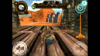LEGO® Legends of Chima Game Speedorz - Universal - HD Gameplay Trailer
