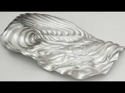 Working with Silver: Artist Miriam Hanid