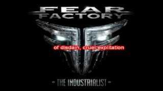 "Fear Factory - New Messiah ""Lyric"""