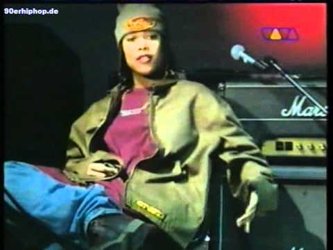 Da Brat - Interview-Special @ VIVA Freestyle (1994)
