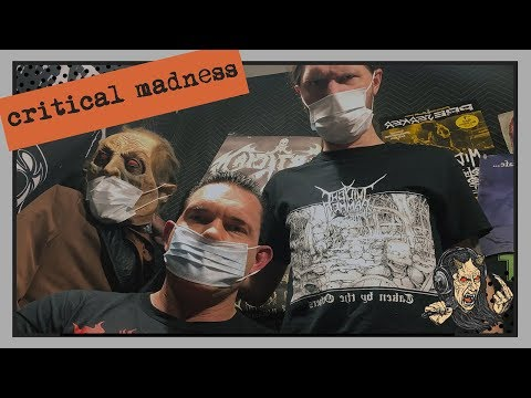 Critical Madness | HELLCAST Metal Podcast Episode #101