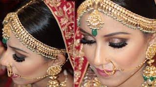 Bridal Makeup - Glam Look