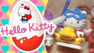 Video Kinder Eggs Opening   Surprise Eggs with Hello Kitty, Smeshariki & Luntik Toys   Kids Channel download MP3, 3GP, MP4, WEBM, AVI, FLV Januari 2018