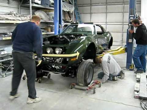 1970 Chevy Corvette | Kiss's Auto Body Repair
