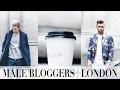 MALE BLOGGERS IN LONDON   | Ali Gordon