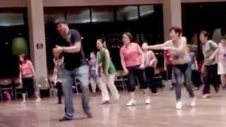 Fireball Line Dance choreo