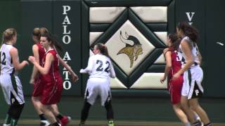 Saratoga at Palo Alto Girls Hoops
