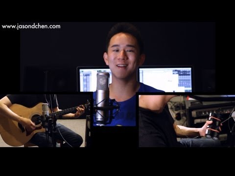 Count On Me - Bruno Mars (Jason Chen x Gerald Ko)