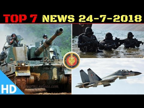 Indian Defence Updates : New Special Operations Division,100 K9 Vajra Induction,Oman Gifts 2 Jaguars