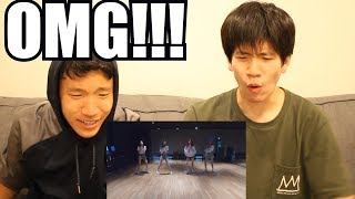 BLACKPINK - 'Forever Young' DANCE PRACTICE VIDEO (MOVING VER.) REACTION!!!