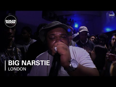 Big Narstie ICA x Boiler Room London Live Set