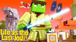 LIFE OF A JEDI -  Minecraft Star Wars Life w/TinyTurtle