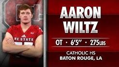 #Pack15 - Aaron Wiltz - OT - Catholic HS (LA)
