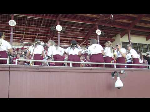 FSU's Marching ♫ Chiefs Flutes