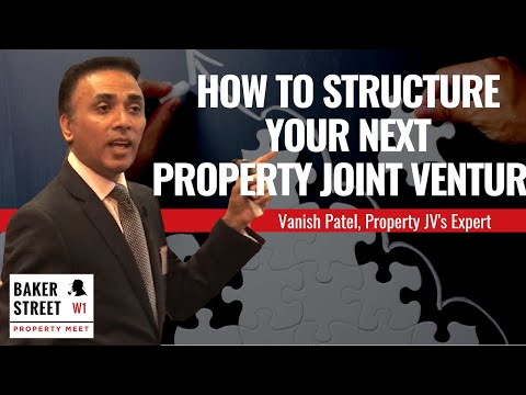 #034 How to Structure Your Next Property Joint Venture Deal