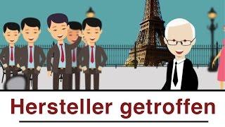 Hersteller zu Besuch in Deutschland | Amazon FBA
