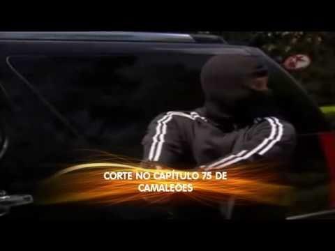 Corte no capítulo 75 de Camaleões