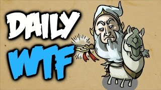 Dota 2 Daily WTF - There it goes!
