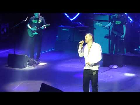 Morrissey - The Last of the Famous International Playboys - London Palladium, 10/3/18