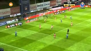 Liga Portuguesa 11/12 (26ªJ): SC Braga 0-1 FC Porto (07-04-2012)