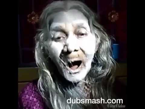 Dubsmash tamil kanchana 2 moda moda funny