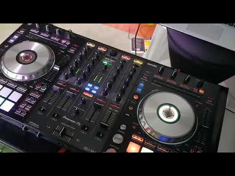 DDJ-SX3 Mix (three Songs)