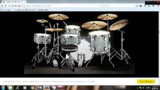 Virtual Drum  Kobe Cinta Gak Punya Mata