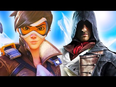 Biggest Mistakes in Amazing Video Games (Overwatch and Assassin's Creed)