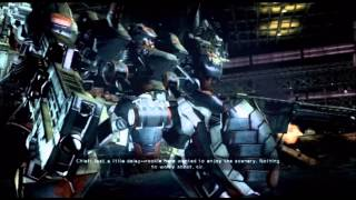 Armored core V story part 1