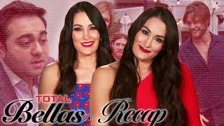 New Boy For Nikki & New Boobs For Brie | Total Bellas Recap (S4 E2)