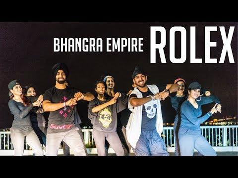 Bhangra Empire - Rolex Freestyle - #DesiRolexChallenge