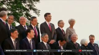 Global economy likely to dominate G7 meeting