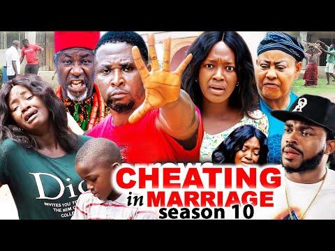 CHEATING IN MARRIAGE SEASON 10(Trending New Movie)Luchy Donald  2021 Nigerian Blockbuster Movie 720p