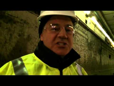 Peek inside Callahan Tunnel rehab progress