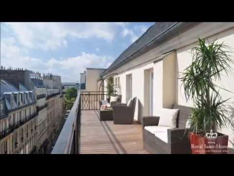 Royal Saint Honore **** - Paris, France