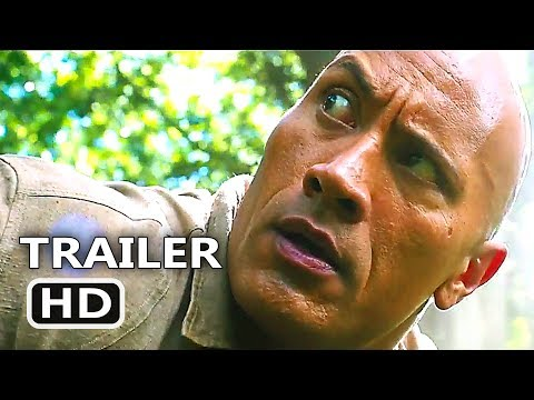 Thumbnail: Jumanji 2 Official Trailer (2017) Welcome to the Jungle, Dwayne Johnson Movie HD