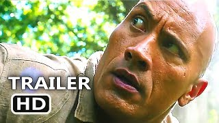 Video Jumanji 2 Official Trailer (2017) Welcome to the Jungle, Dwayne Johnson Movie HD download MP3, 3GP, MP4, WEBM, AVI, FLV November 2017