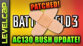 New BF3 Server Patch - AC-130 Fixed On Rush? (Battlefield 3 Gameplay/Commentary)