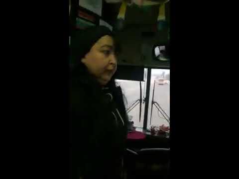 В Перми кондуктор автобуса набросилась на пенсионерку