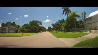 Driving from Marco Island to Goodland, Florida