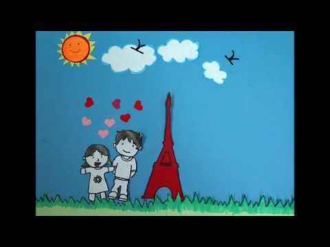 Cut Out Animation - Travel