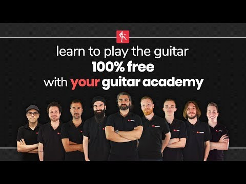 Learn To Play Guitar Online For Free - Guitar Lessons for Be