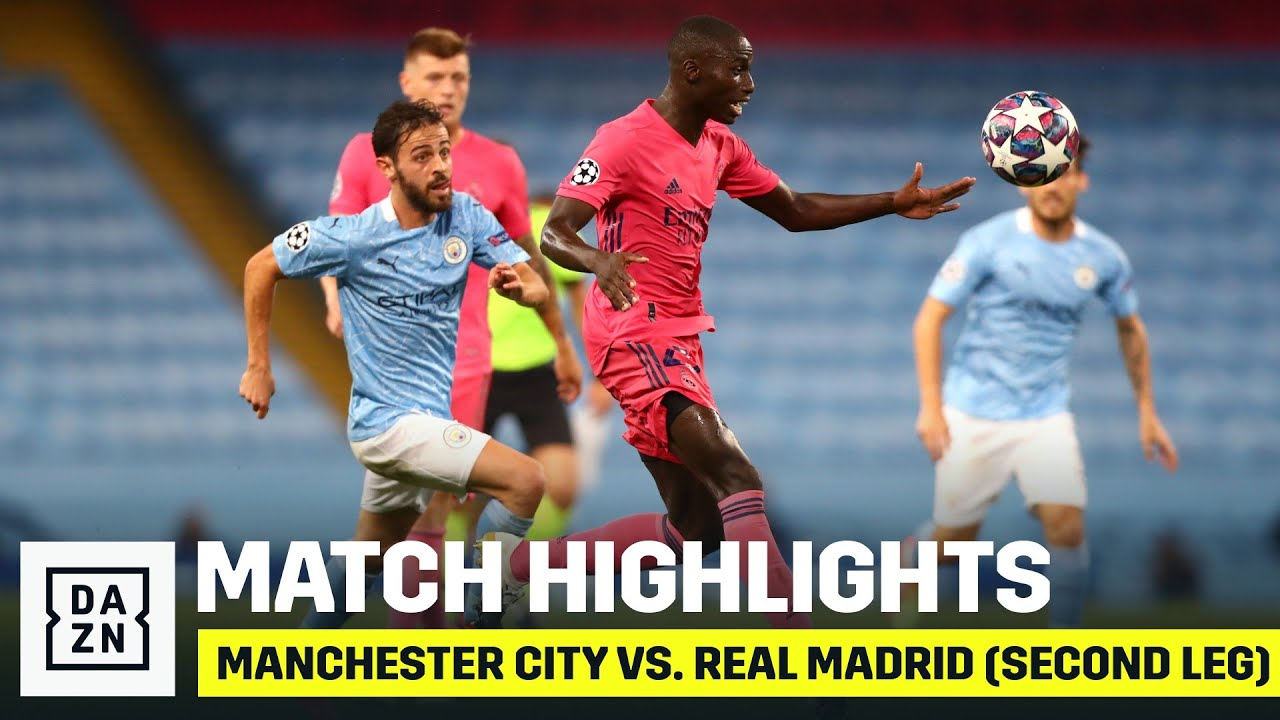 HIGHLIGHTS | Manchester City vs. Real Madrid (Second Leg)