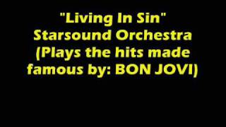 """Living In Sin"" (Instrumental) - Bon Jovi"