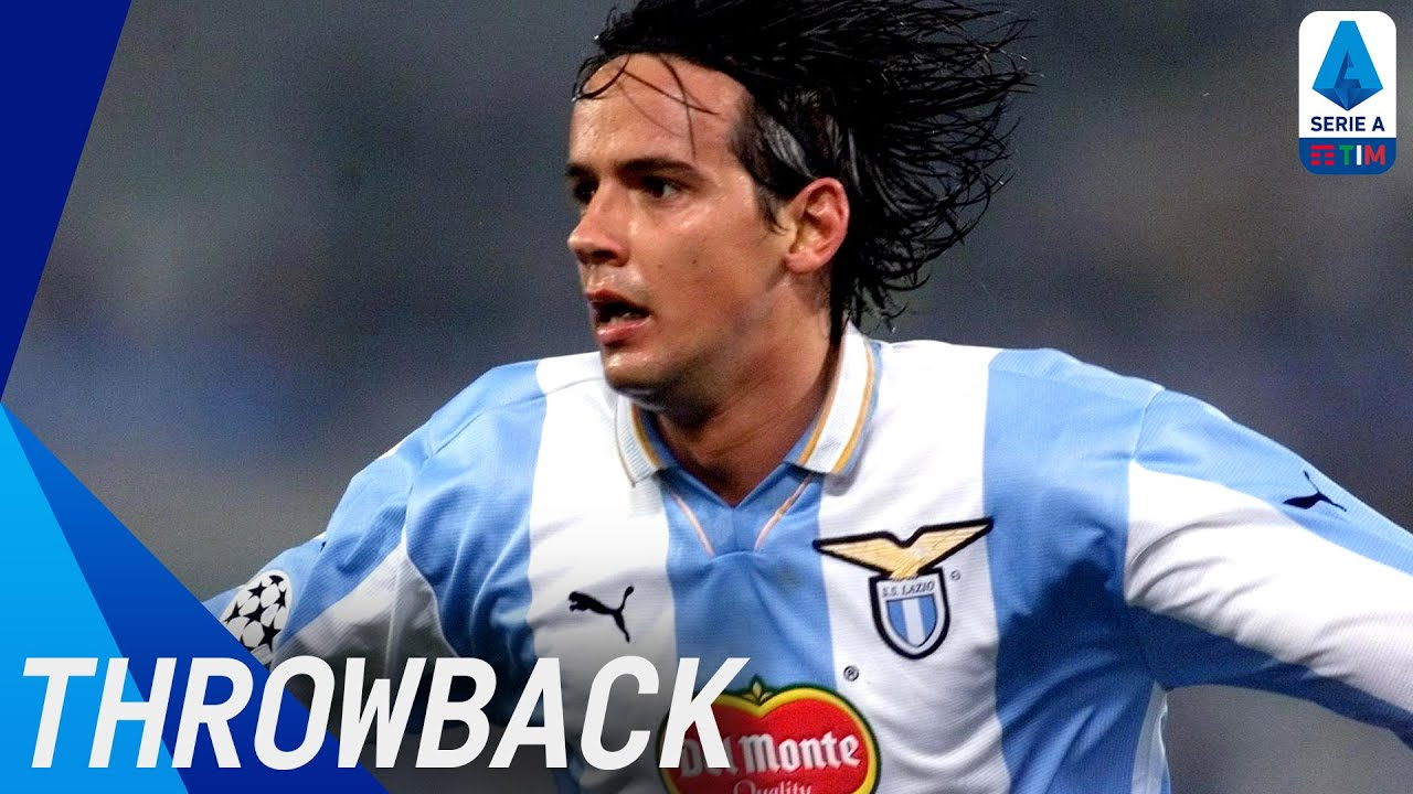 Simone Inzaghi | Best Serie A TIM Goals | Throwback | Serie A TIM
