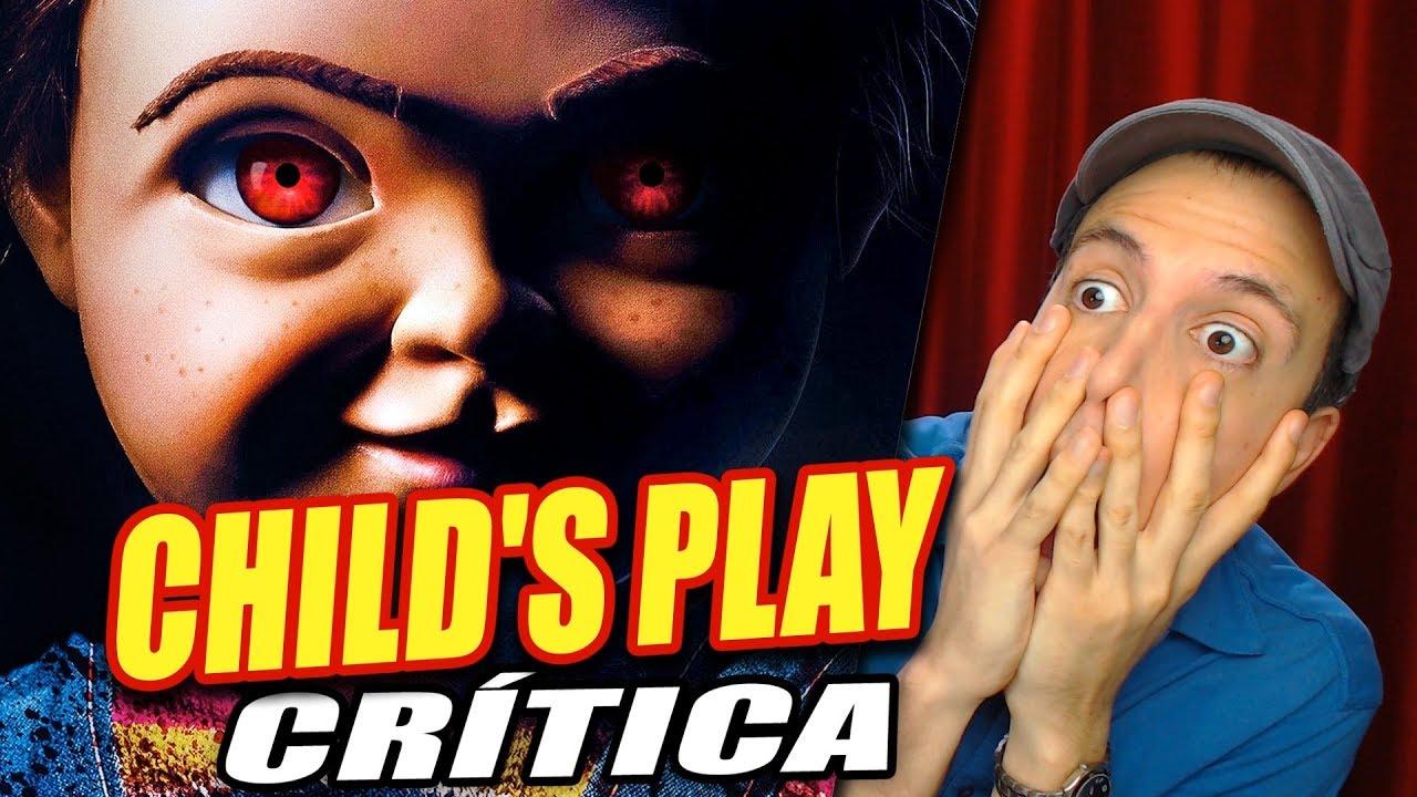 Crítica CHILD'S PLAY - Reseña de la Película Chucky: El Muñeco Diabólico