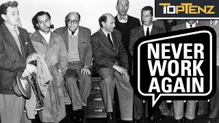 10 Fascinating Facts About the Hollywood BLACKLIST