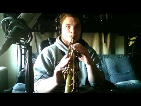 Lionel Richie: Hello (sax cover)
