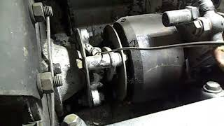 видео Ямз 238 установка зажигания. Проверка и регулировка угла опережения впрыскивания топлива